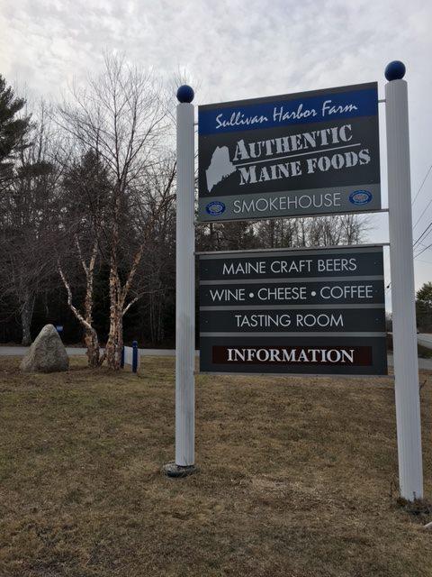Sullivan Harbor Farms Smokehouse - Ellsworth Area Chamber of Commerce